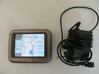 A NICE CLASSIC RARE MIO DIGIWALKER C220 GPS SAT-NAV WITH CHARGER ,MINT
