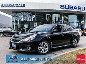 2014 Subaru Legacy Touring PKG No Accidents, One Owner, Off Leas