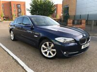 2012 BMW 5 Series 2.0 520D BluePerformance SE Automatic Diesel Low Mileage Full BMW Service History
