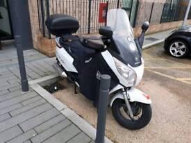 Honda Swing 125cc moped