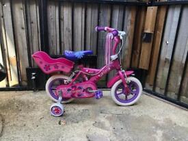 """12"""" 'Suzy' girls bike"""