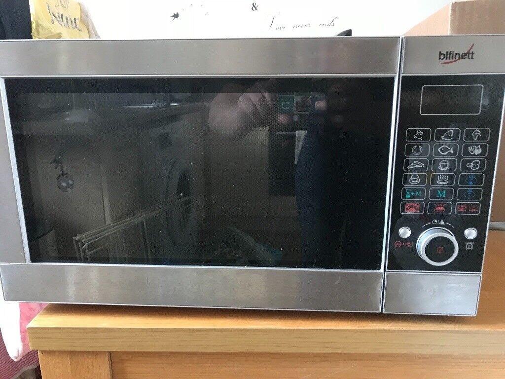 Bifinett Microwave Oven Broken