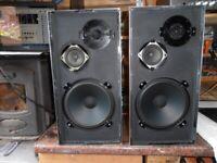 BEOVOX 3702 SPEAKERS BANG & OLUFSEN HI-FI -no amplifier --