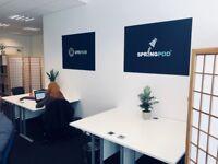 Desk Space in Bermondsey Office