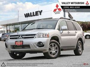 2007 Mitsubishi Endeavor Limited- NAV, HEATED SEATS, SPORT MODE
