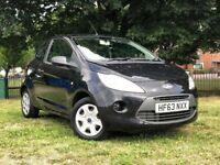 2013 FORD KA STUDIO 1.2 ( START STOP )* 1 LADY OWNER FROM NEW * NEW MOT *69K* TIMING BELT REPLACED