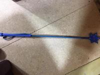 Blue star horse whip