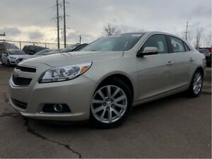 2013 Chevrolet Malibu 2LT MOONROOF LEATHER BIG SCREEN RADIO