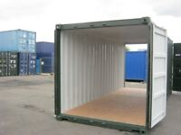 """NEW One Trip 20ft Tunnel Shipping Container's """" FOR SALE """"ONLY £2795+VAT"""" site store portable cabin"""