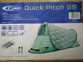GELERT QUICK PITCH 2 PERSON TENTS