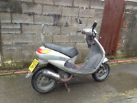 PEUGEOT VIVACITY SCOOTER MOPED BIKE 50CC
