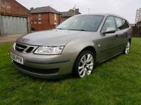JUST ARRIVED IN PART EX SAAB 9-3 2.0 DIESEL ESTATE EXCELLENT RUNNER DRIVER