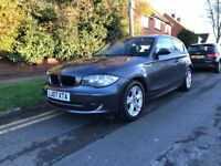 BMW 118D 2007 FACELIFT MODEL-IMMACULATE CONDITION-2 KEYS-VERY LOW MILLAGE-FIRST TO SEE WILL BUY