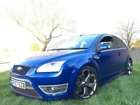 FOCUS ST 300 BHP ONE OWNER FULLY LOADED SAT NAV PX WELCOME