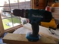 Makita dhp453 drill
