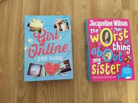 Girl Online and The Worst Thing About My Sister