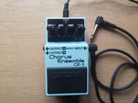 Guitar Effects - Boss Chorus Ensemble CE-5