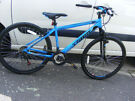 """26"""" WHEEL FRONT SUSPENSION BIKE 16"""" FRAME HARDLY BEEN USED AGE 9+"""