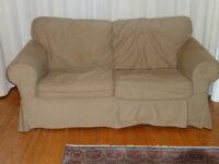 2 seater sofa Ikea EKTORP. Good condition