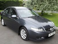 2007 HONDA ACCORD 2.2 EX I-CTDI - Top Spec Model