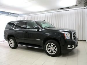 2017 GMC Yukon SLT 4X4 8PASS w/ NAV, REAR DVD, HEATED/VENTED LEA