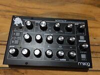 Moog Minitaur bass synthesiser