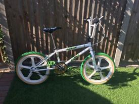 Raleigh Burner 25th Anniversary super tuff customized