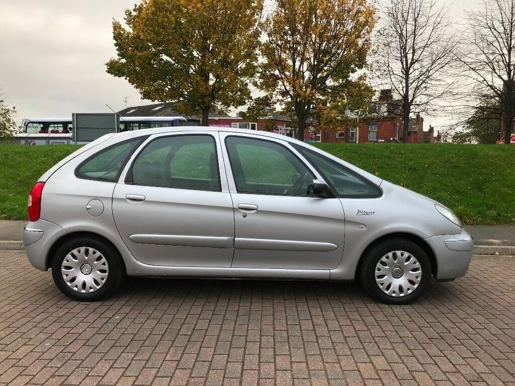2005 Citroen Xsara Picasso 1.6 Diesel Manual With Long MOT PX Welcome