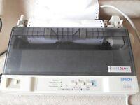 Epson LX 300 printer
