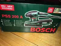 Bosch Orbital Sander PSS 200 A *new*