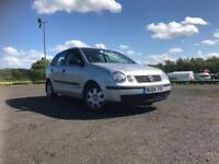 2004 VW POLO TWIST 1.4 — FULL MOT
