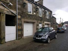 Two bed unfurnished flat to lease in Leslie Fife