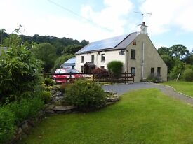 A FARMHOUSE, 3 HOLIDAY COTTAGES SET IN APPROX. 6.3 ACRS fULLY FURNISHED PLUS 3 HOT TUB READY TO GO