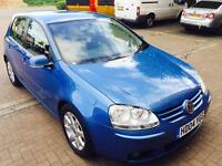 VW Golf GT TDI,Automatic,FULL SERVICE history, long mot,2KEYS,3 MONTHS WARRANTY