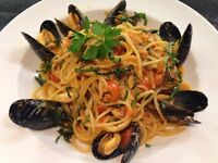 Sous chef and Chef required for an Italian restaurant