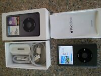 IPOD CLASSIC 160GB (MINT CONDITION)