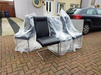 *Brand New* 4 Sterling Furniture Miguel Dining Chairs