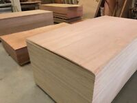 Plywood sheets 8x4FT