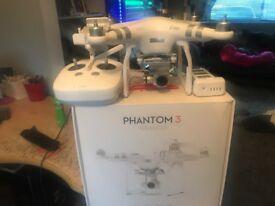 DJI phantom 3 advanced