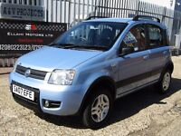 Fiat Panda 1.2 4x4 5dr LADY OWNER FROM LAST 9 YEARS