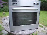 Zanussi Built in Oven