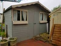 Summer house or man shed 10x8