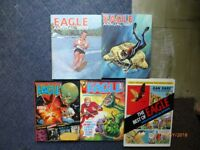 """Eagle Annuals and a """"best of the Eagle"""" compilation annual."""