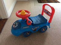 Ride on Thomas toy