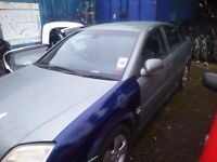 Vauxhall vectra 2002-2003 breaking for parts