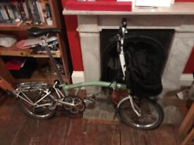 Brompton M3L - great condition
