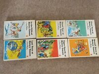 ENID BLYTON 1970's MALORY TOWERS AND ST. CLARES BOOKS.