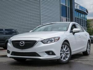 2015 Mazda MAZDA6 GS SKY HEATED SEATS 0.9% FINANCE!!!