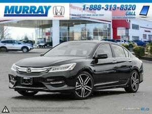 2017 Honda Accord V6 Touring 6AT