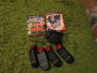 Buzz games and controller